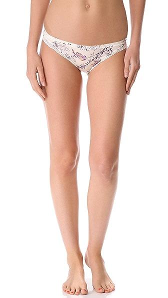 Calvin Klein Underwear Seductive Comfort Lace Bikini Briefs