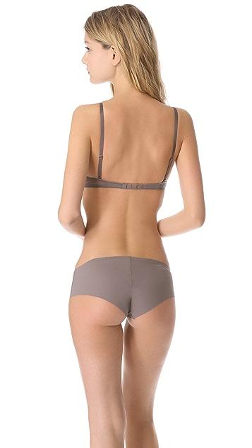 Calvin Klein Underwear Luster Triangle Bralette