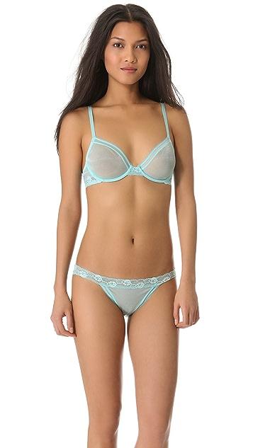 Calvin Klein Underwear Luster Underwire Bra