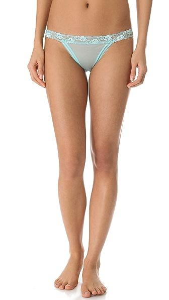 Calvin Klein Underwear Luster Bikini Briefs
