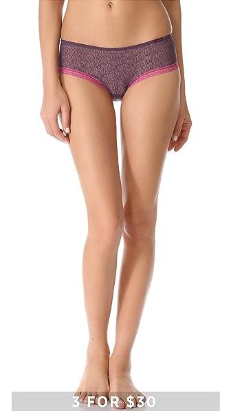 Calvin Klein Underwear Brief Encounters Hipster Briefs