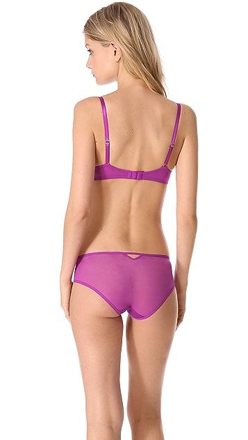 Calvin Klein Underwear Jewel Push Up Bra