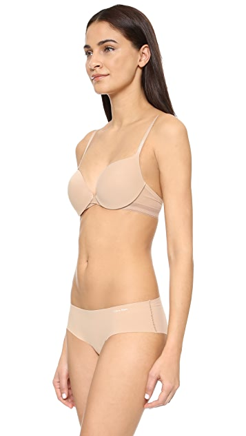 Calvin Klein Underwear Launch Convertible Push Up Bra
