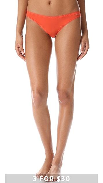 Calvin Klein Underwear Naked Glamour Thong