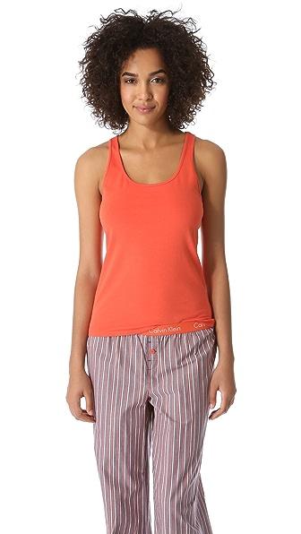 Calvin Klein Underwear Cotton Sleep Tank