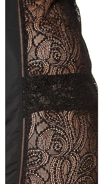 Calvin Klein Underwear Calvin Klein Black Chemise