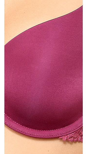 Calvin Klein Underwear Seductive Comfort Lace Customized Lift Bra