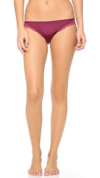 Calvin Klein Underwear Seductive Comfort Lace Bikini