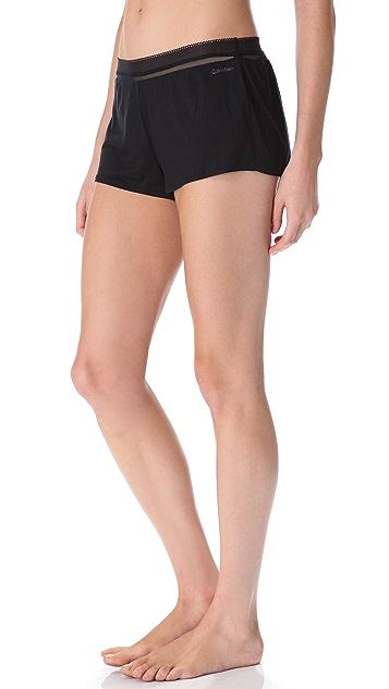 Calvin Klein Underwear Launch Sleep Shorts