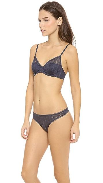 Calvin Klein Underwear Evoke Underwire Bra