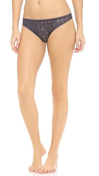Calvin Klein Underwear Evoke Thong