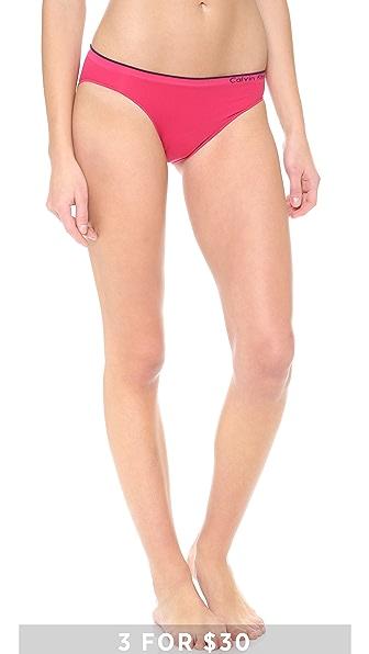 Calvin Klein Underwear Seamless Classic Bikini Panties