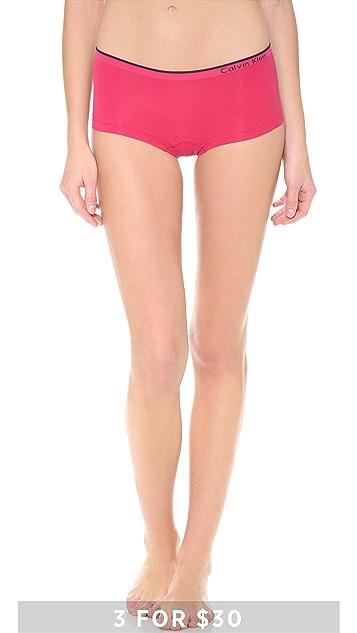 Calvin Klein Underwear Seamless Classic Hipster Panties