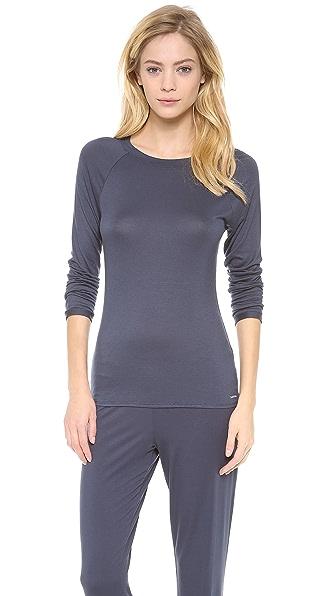 Calvin Klein Underwear Layering Long Sleeve Tee
