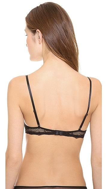 Calvin Klein Underwear Serene Triangle Bra
