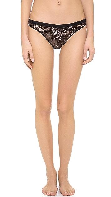 Calvin Klein Underwear Serene Thong