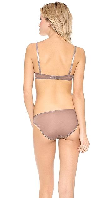Calvin Klein Underwear Seductive Comfort Illusion Lift Bra