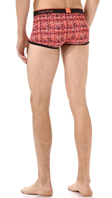 Calvin Klein Underwear Low Rise Trunks
