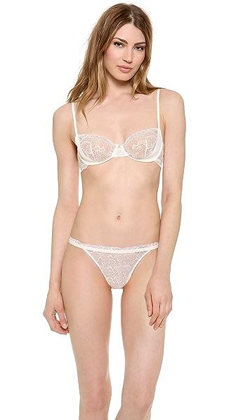 Calvin Klein Underwear Calvin Klein Black Lace Underwire Bra
