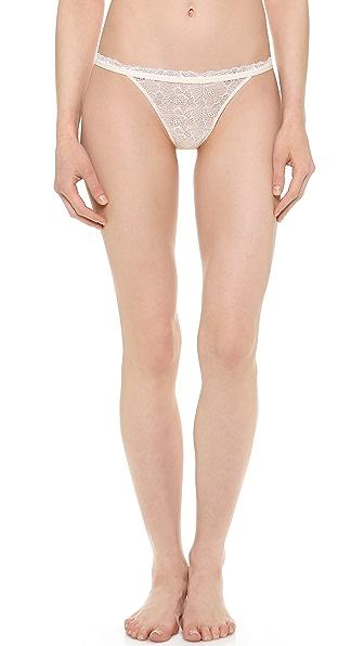 Calvin Klein Underwear Calvin Klein Thong