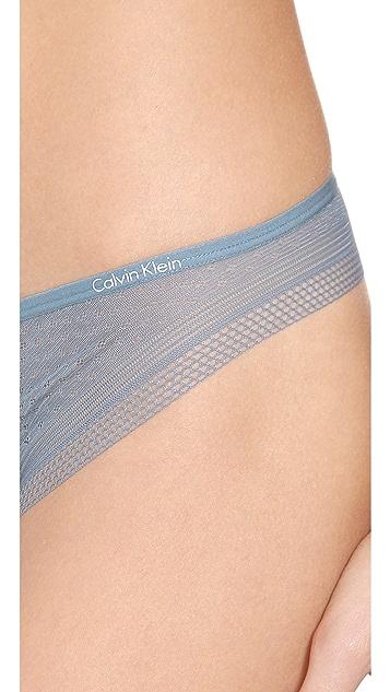 Calvin Klein Underwear Effortless Thong