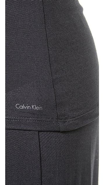 Calvin Klein Underwear Dual Tone Tank
