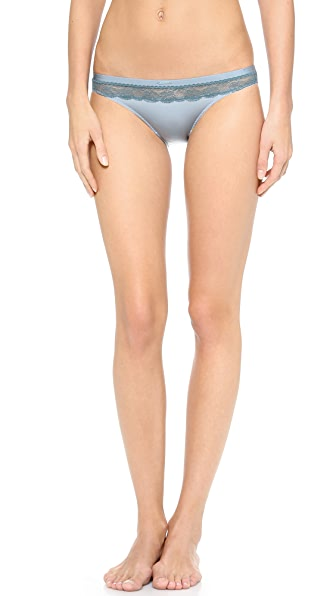 Calvin Klein Underwear Tonal Roses Bikini