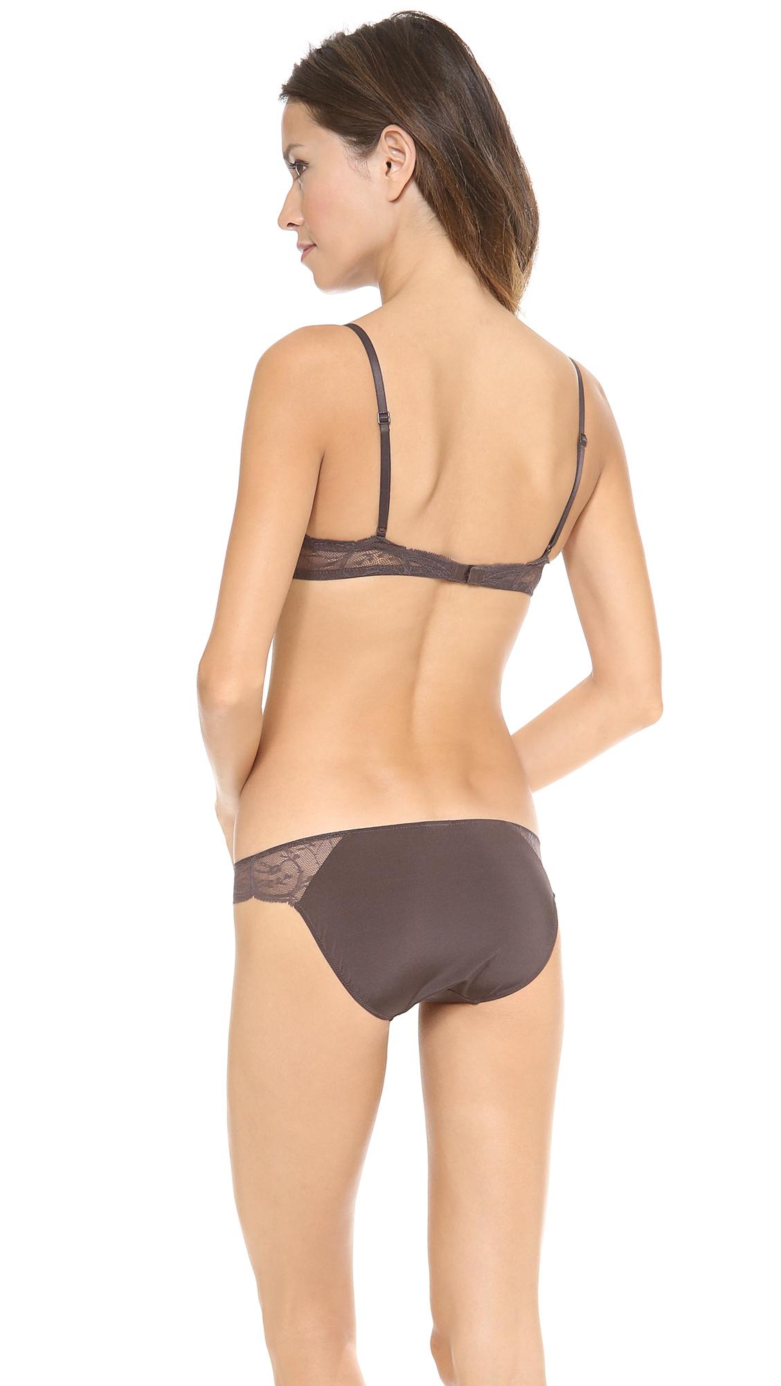 451bda2e6f Calvin Klein Underwear Subtlety Bare Underwire Bra