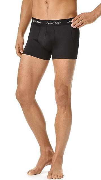 Calvin Klein Underwear 2 Pack Trunks