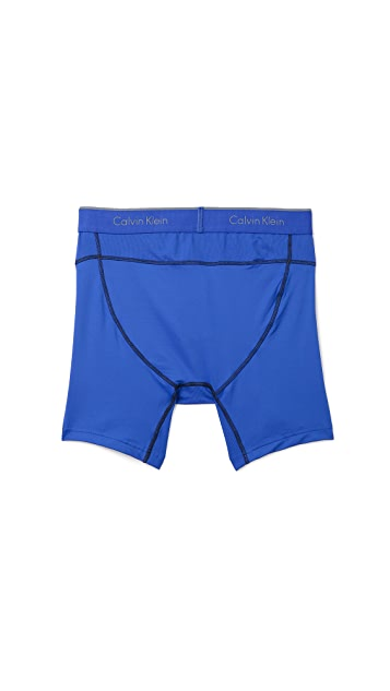 Calvin Klein Underwear Athletic Boxer Briefs