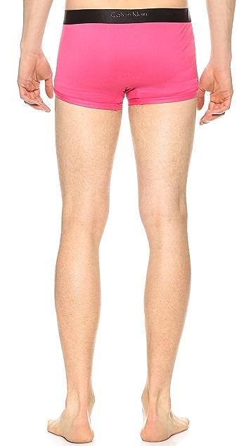 Calvin Klein Underwear Bold Micro Low Rise Trunks