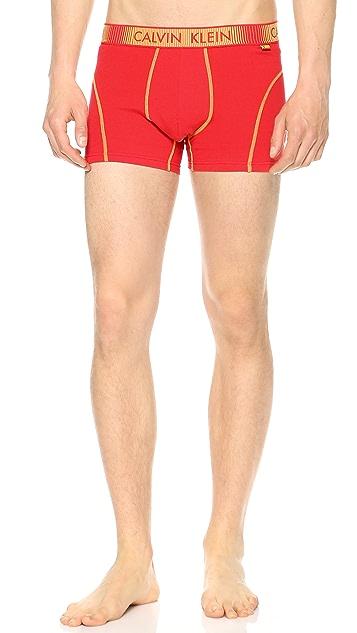 Calvin Klein Underwear Global Sport Trunks
