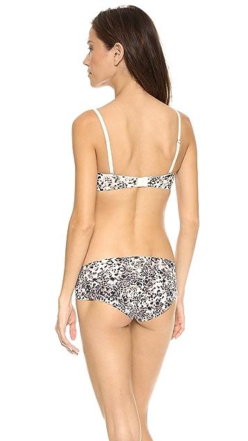 Calvin Klein Underwear Summer Solutions Strapless Push Up Bra