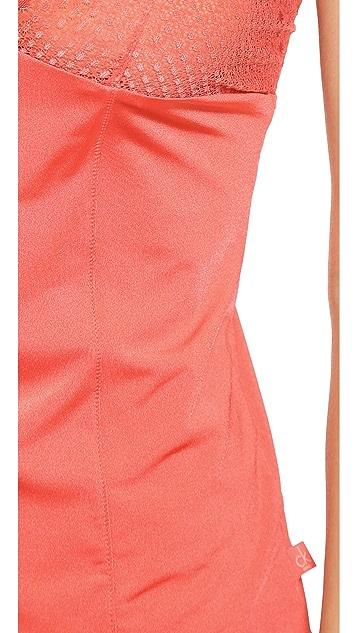 Calvin Klein Underwear Fashion Microfiber PJ Set