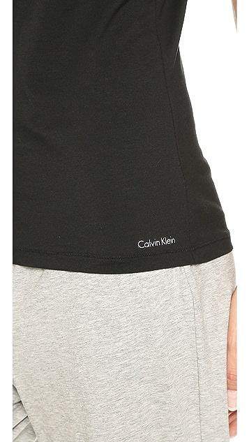 Calvin Klein Underwear Modern Cotton Racer Back Tank