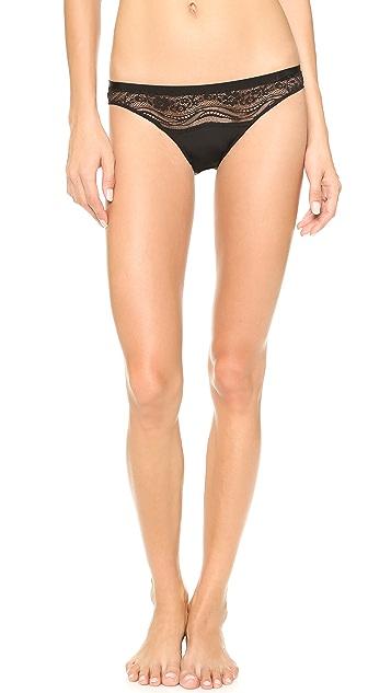 Calvin Klein Underwear Infinite Lace Bikini Briefs