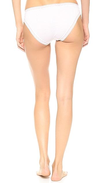 Calvin Klein Underwear Flourish Bikini Briefs