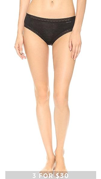 Calvin Klein Underwear Flourish Hipster