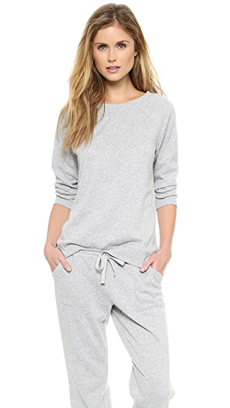 Calvin Klein Underwear Cocoon Long Sleeve Pajama Top