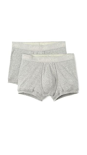 Calvin Klein Underwear CK Body 2 Pack Trunks