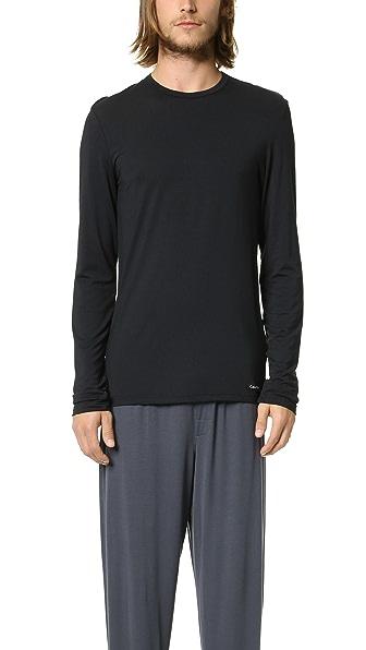 Calvin Klein Underwear Body Modal Long Sleeve T-Shirt