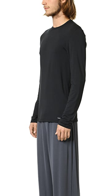 Calvin Klein Underwear Body Modal Long Sleeve T-Shirt