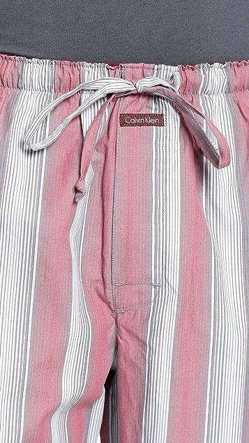 Calvin Klein Underwear Key Striped Pants