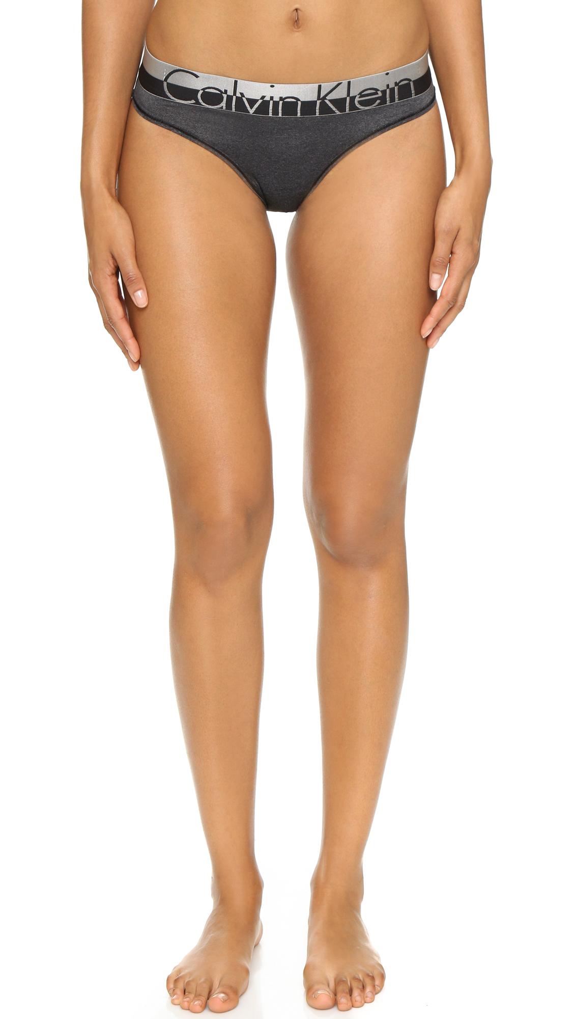 22dc7af96b Calvin Klein Underwear Magnetic Force Bikini Panties on PopScreen