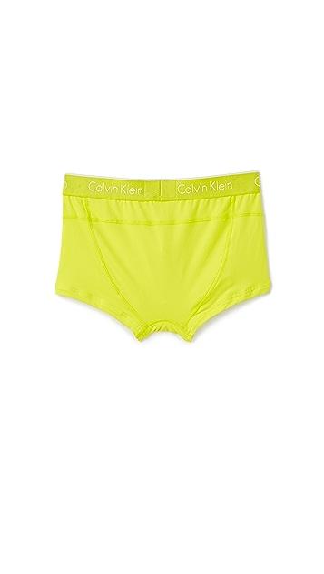 Calvin Klein Underwear Air FX Micro Low Rise Trunks