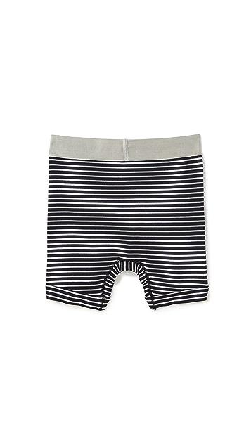 Calvin Klein Underwear Steel Micro Boxer Briefs