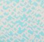 Vee Print W/Aero Lace