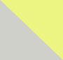 Medium Grey/Striking Lime