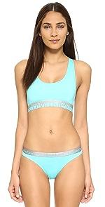 Magnetic Forece Bralette                Calvin Klein Underwear