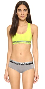 Magnetic Force Racer Back Bralette                Calvin Klein Underwear